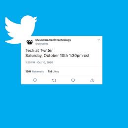 Tech @ Twitter