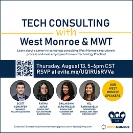 Tech Consulting with WMP
