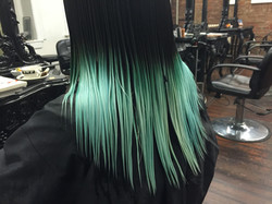 green ends