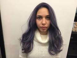 purple x grey