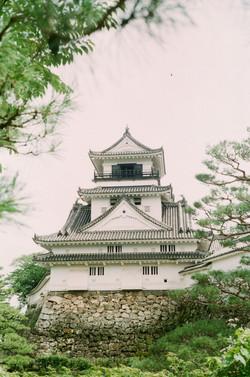 kouchi castle