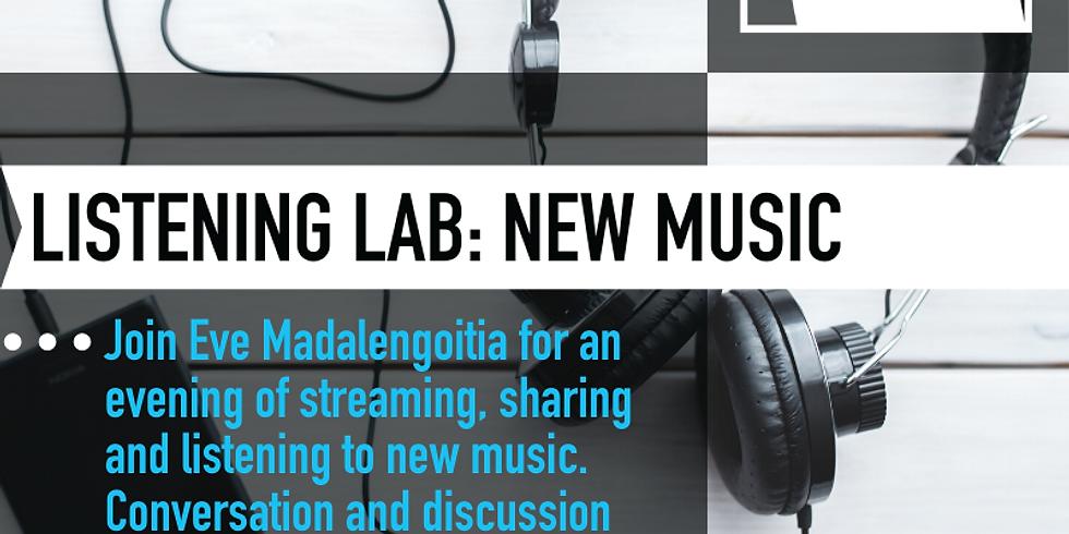 *free* Listening Lab: New Music