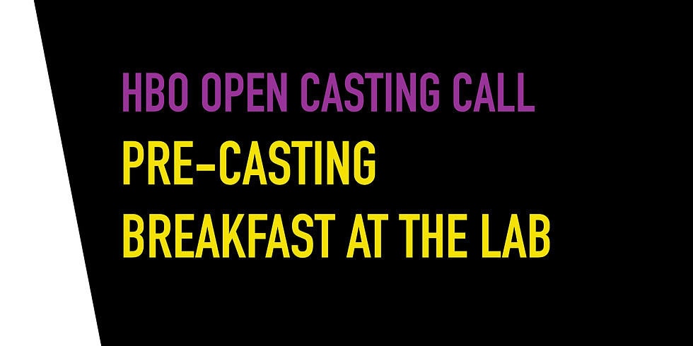 HBO Pre-Casting Call Breakfast