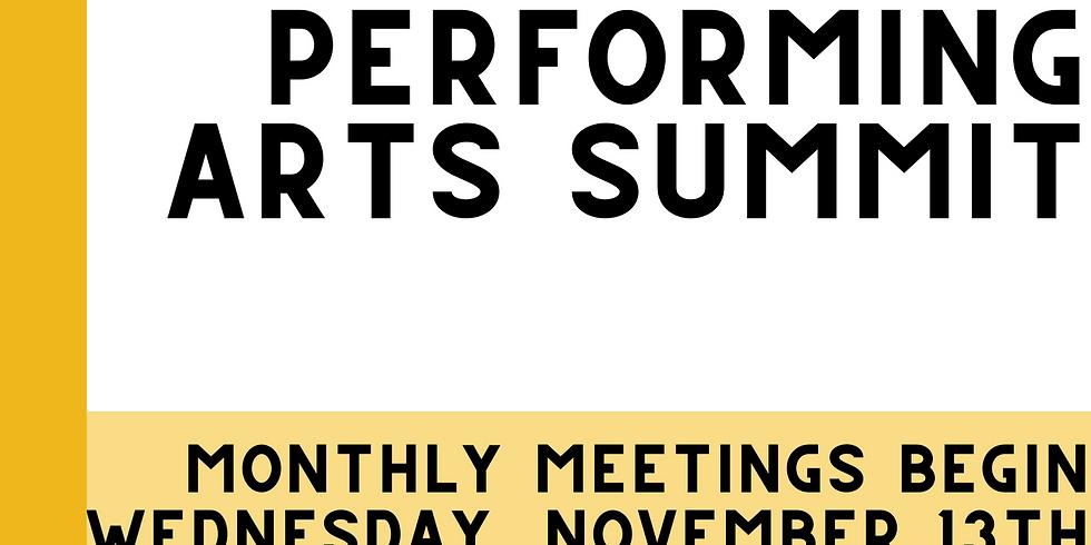Performing Arts Summit Meeting