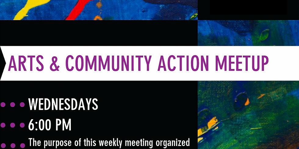 Arts & Community Action Meetup with Arts Mid-Hudson