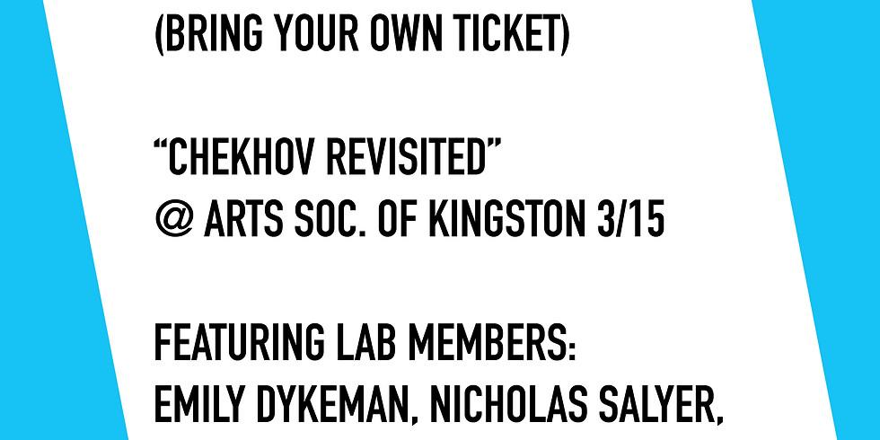 """BYOT for """"Chekhov Revisited"""""""