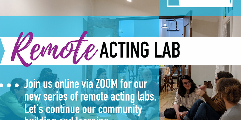 *free* Remote Acting Lab