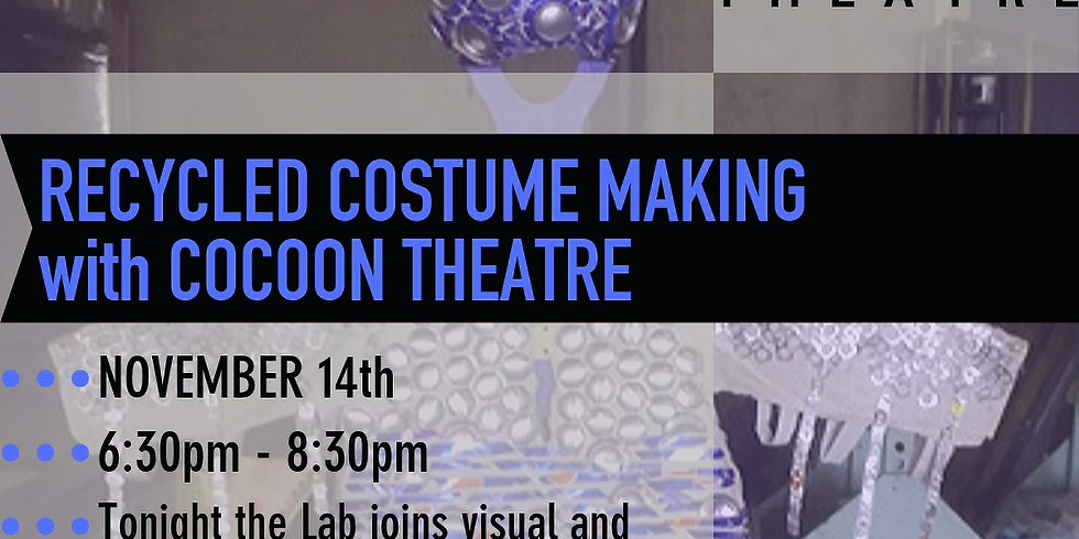 Recycled Costume Making with Cocoon Theatre