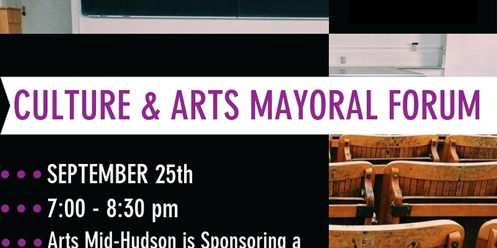Mayoral Arts & Culture Forum