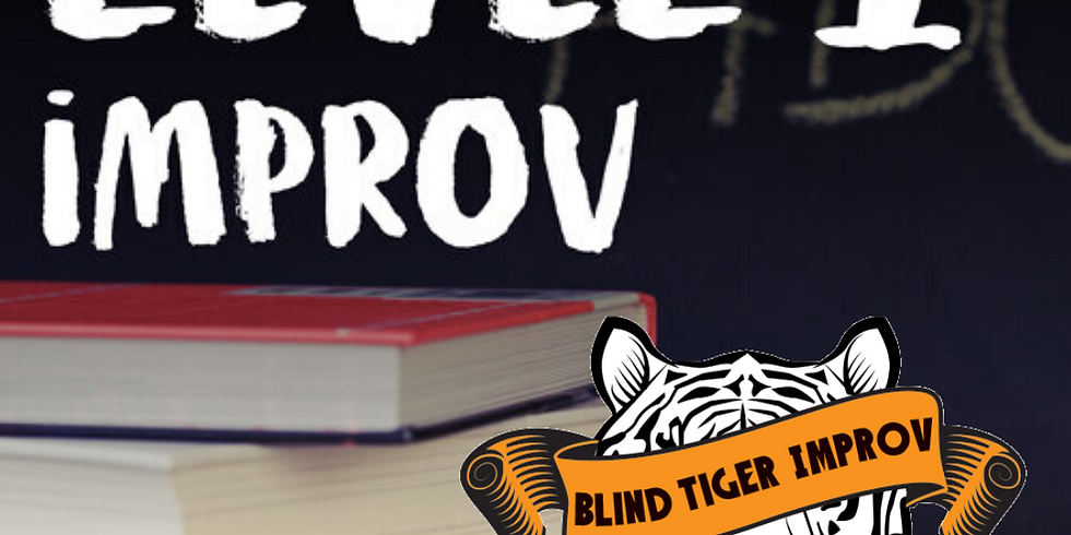 Level 1 Improv (March 25 - May 15)