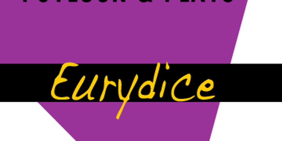 """Potluck & Plays: Sarah Ruhl's """"Eurydice"""""""