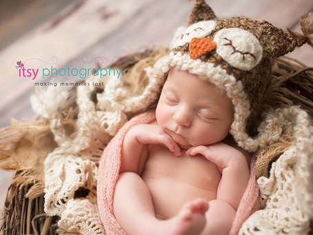 Baby Tinsley Newborn Session ~  MD, VA, DC Newborn Baby Photographer
