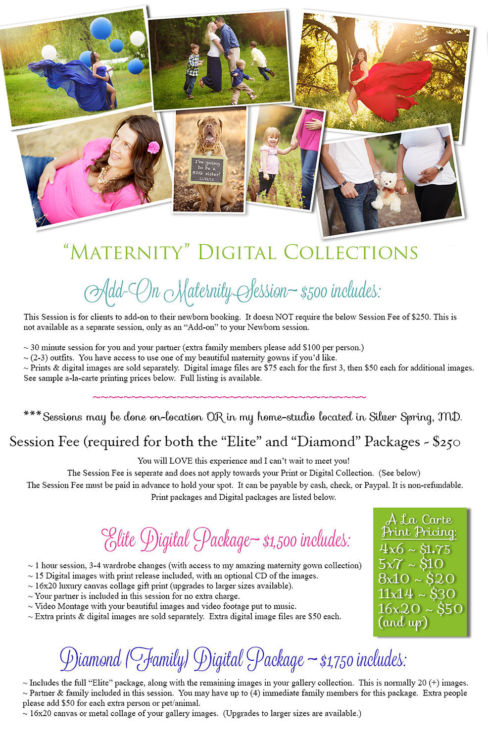 Maternity Session Pricing.jpg