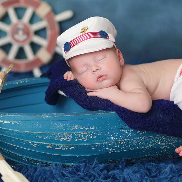 newborn baby boy on a boat.jpg
