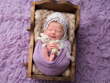 Baby L Newborn Session ~ DC, VA, MD Newborn Baby Family Photographer