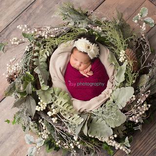 3G2B0630 flower leaf wreath mauve wrap.p