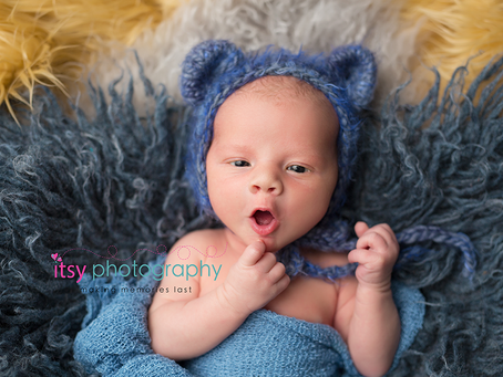 Baby Byron Newborn Session~ MD, VA, DC Newborn Baby Photographer