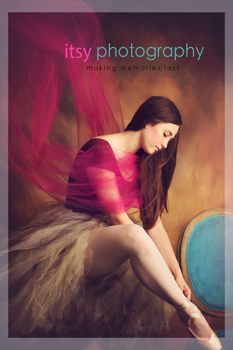 Studio Photographer, ballerina, Photoshop, white tutu, black leotard