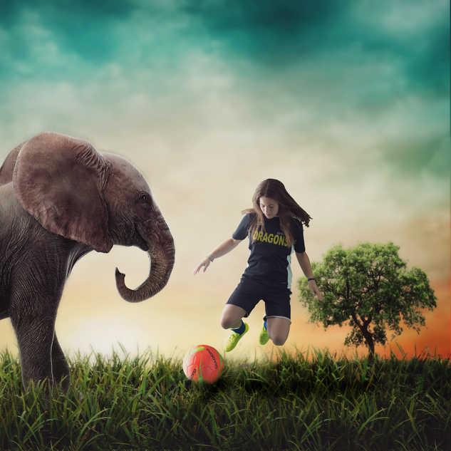 Addie soccer elephant.jpg