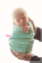 baby photographer, newborn photographer, infant photographer, dc photographer, new born, boy, girl, infant, baby, newborn posing ideas, baby wrapping, dads hands green wrap
