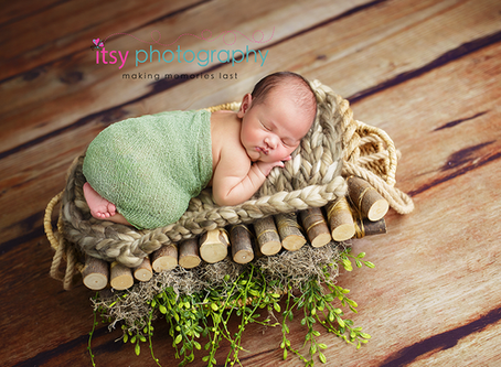 Baby Shane ~ MD, VA, DC Newborn Baby Photographer