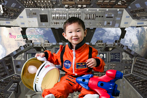 Itsy Photography, Professions, careers, when i grow up, dream job, astronaut, space suit, space ship, space, flying,