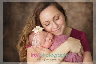 baby photographer, newborn photographer, infant photographer, dc photographer, new born, boy, girl, infant, baby, newborn posing ideas, baby wrapping, brown backdrop, mom, pink wrap, floral head band