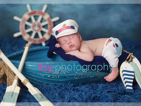 Baby Jack Nine Days Old ~ DC, VA, MD Newborn Baby Family Photographer