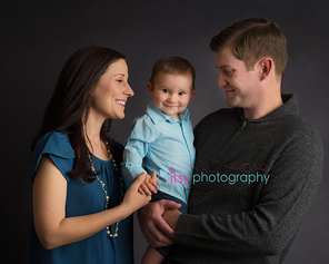 baby photographer, one year old boy, family, mom, dad, son