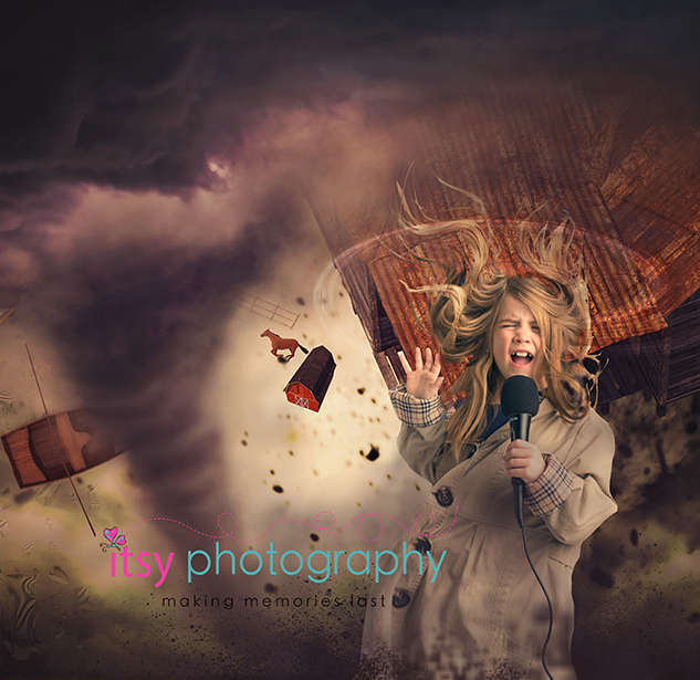Becca tornado Wizard of oz background.pn