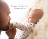baby photographer, newborn photographer, infant photographer, dc photographer, 1 year old one year old posing ideas, dad, white flokati, boy