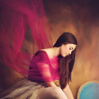 Itsy Photography Ballerina Rich dusk Ret