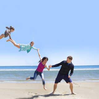 Beach Family Flying.jpg
