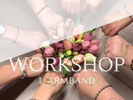 Schmuck Workshop Idee-11: Ein Armband