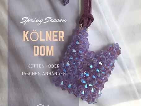 Nur für Profis: Schmuck Workshop, Kölner Dom Ketten/Taschenanhänger