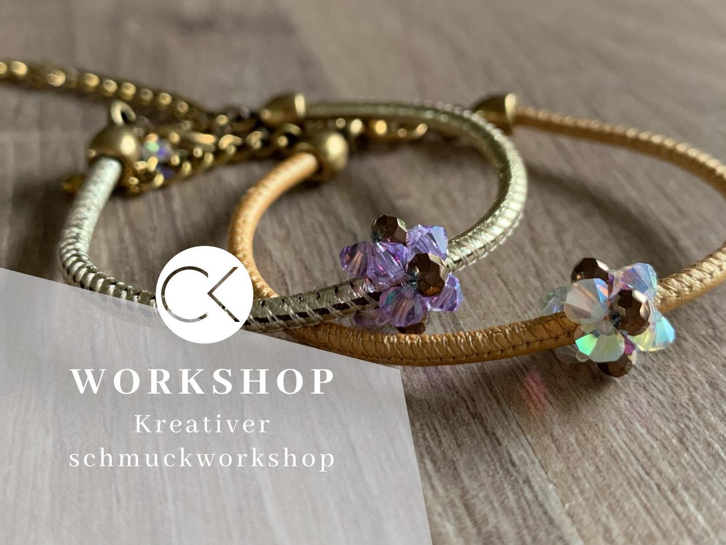 Schmmuckworkshop_Armband Charm Y_Atelier