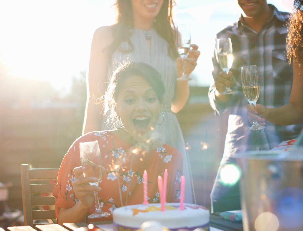 Feiern Sie Geburtstag im Atelier Klieeisen