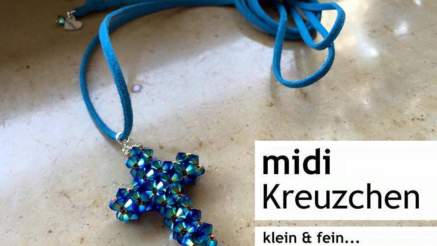 "Schmuck Workshop ""Midi Kreuzchen"""