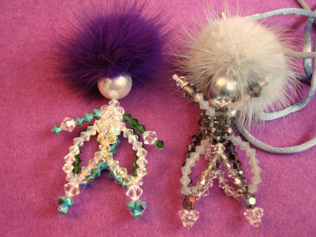 Hutmännchen Taschen- und Kettenanhänger