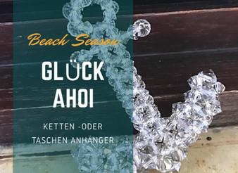 Nur für Profis: Schmuck Workshop, Anker Ketten/Taschenanhänger