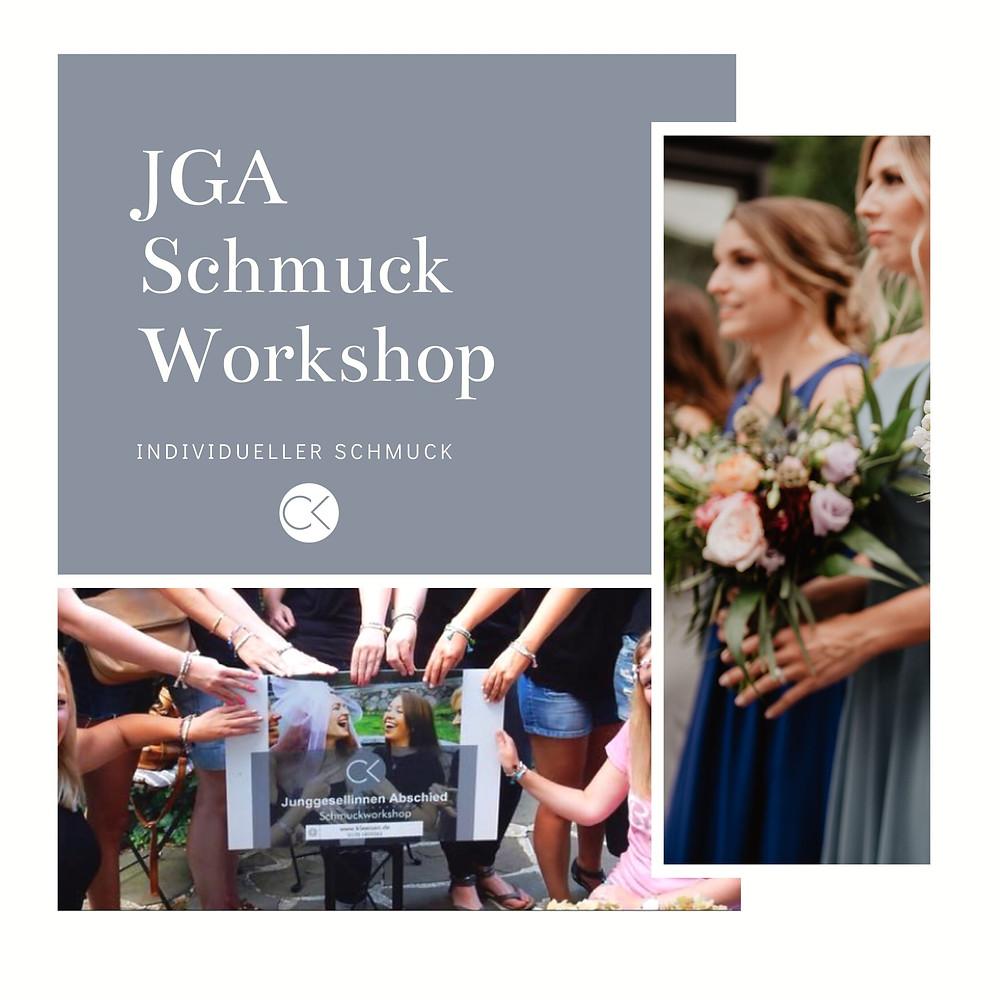 Schmuck Workshop als Event im Großraum Bonn/Köln, Düsseldorf und Koblenz