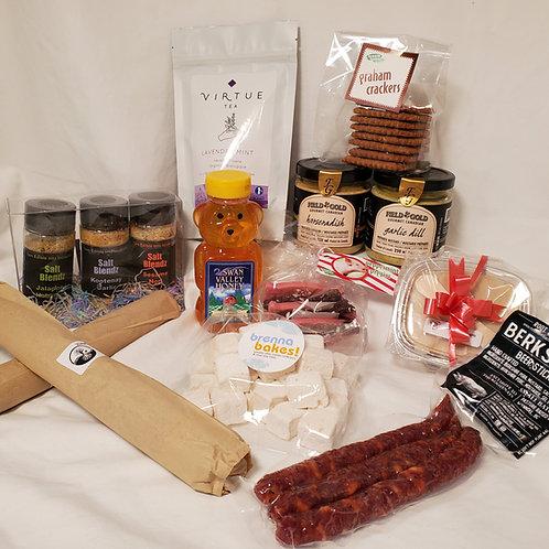 Pre order Foodie Box