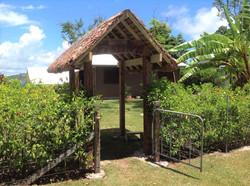 Entrance Nakamal