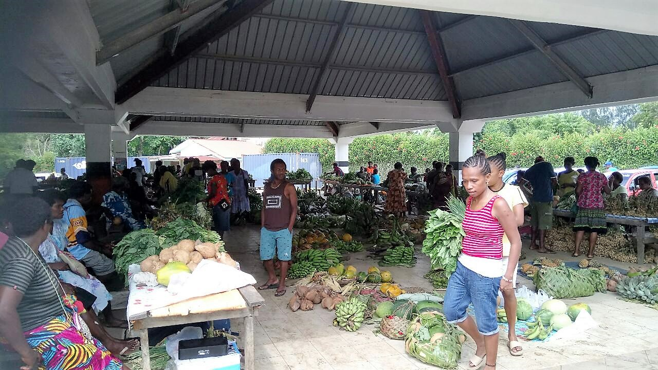 Luganville Markets