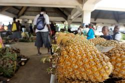 Love the fresh pineapples