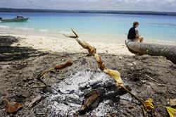 Beach BBQ Mavea Island