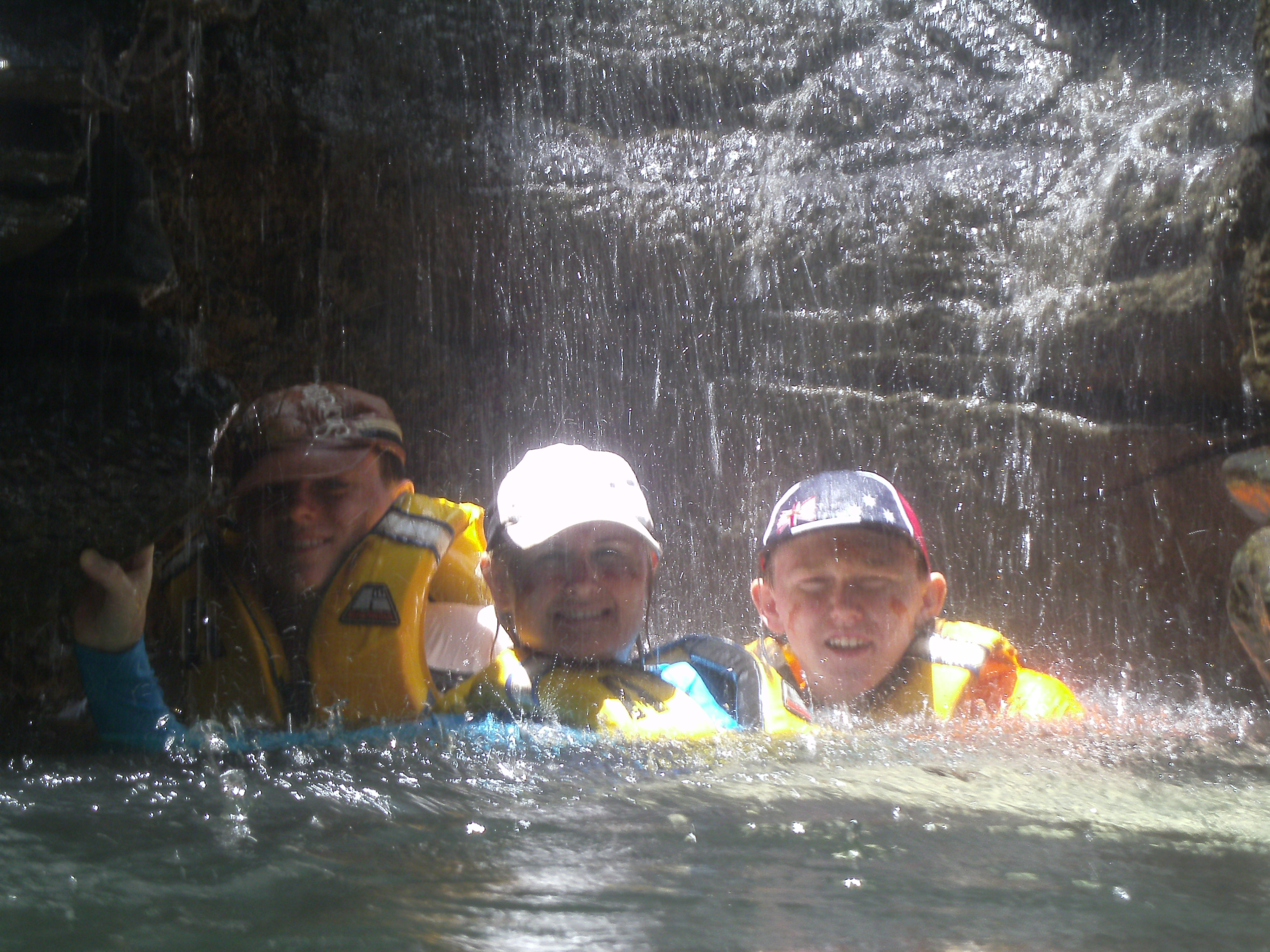 Millenium Cave Tour