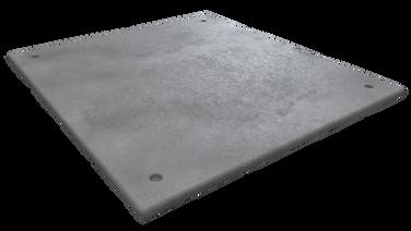 Plank 67.5X60 - Panel para muro