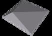 Pirámide - Tendencia para muro