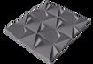 Origami - Panel para muro